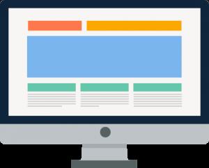 Responsive Website Desktop